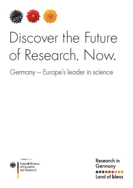 Folleto Discover The Future Of Research