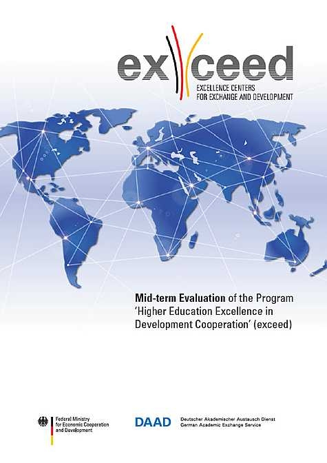 Exceed - Higher Education Excellence in Development Cooperation