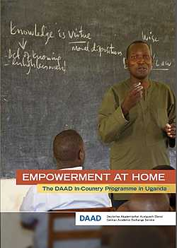 Uganda - Empowerment at home - DAAD Studie (englisch)