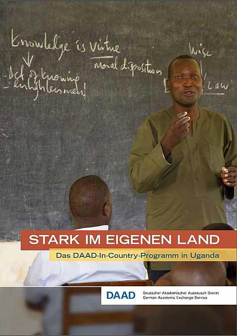 Uganda - Stark im eigenen Land  DAAD Studie (deutsch)