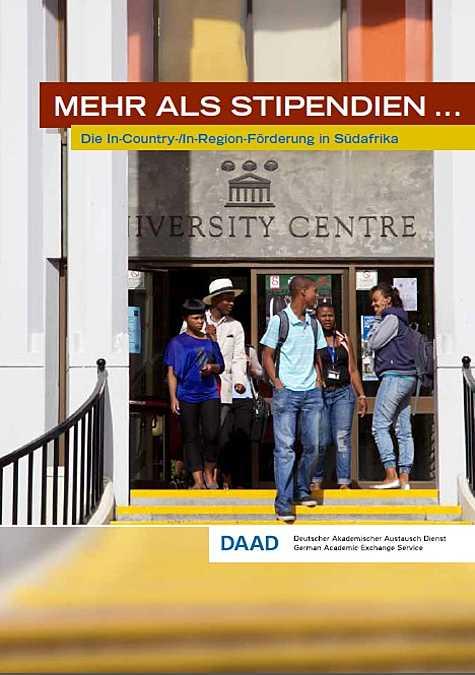 Südafrika - Mehr als Stipendien