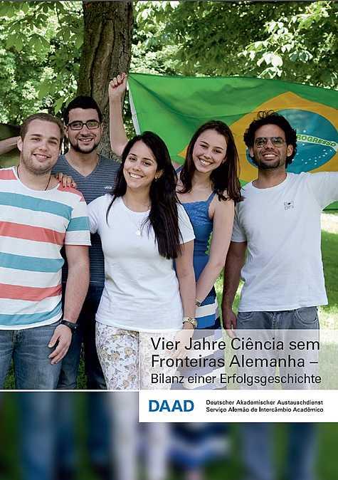 CsF: Vier Jahre Ciência sem Fronteiras Alemanha – Bilanz einer Erfolgsgeschichte (2015)