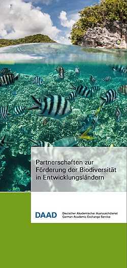 Partnerschaften zur Förderung der Biodiversität in Entwicklungsländern