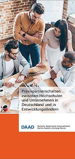 Praxispartnerschaften zwischen Hochschulen und Unternehmen in Deutschland und Entwicklungsländern