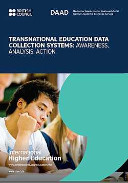 Transnational Education data collection systems: awareness, analysis, action. (2015)