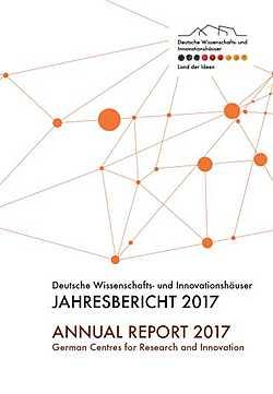 DWIH-Jahresbericht 2017 Deutsch / Britisches Englisch