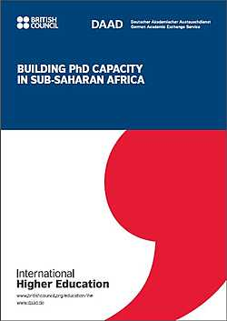International Higher Education: Research and PhD Capacities in Subsaharan Africa (2018)