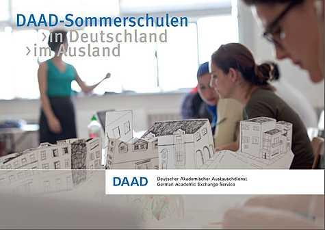 DAAD-Sommerschulen in Deutschland und im Ausland