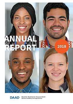 DAAD Jahresbericht 2018 (englisch) Annual Report