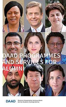 - DAAD-Angebote für Alumni - english
