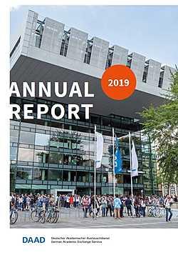 DAAD Jahresbericht 2019 (englisch) Annual Report