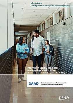 Flüchtlingsprogramm: Integration von Flüchtlingen an deutschen Hochschulen 3: Einstieg ins Fachstudium und Studienbegleitung