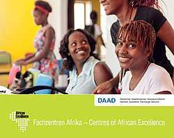 Fachzentren Afrika - Bilanz- und Imagebroschüre (African Excellence)