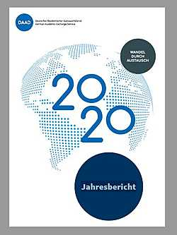 DAAD Jahresbericht 2020