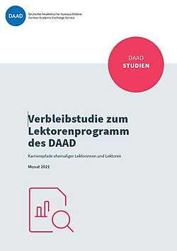 DAAD-Studien: Verbleibstudie zum DAAD-Lektorenprogramm - Karrierepfade ehemaliger Lektor:innen