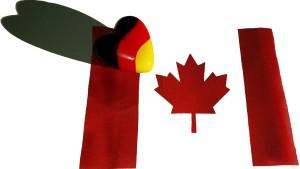 Canada-German Flaggheart